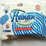 Product Review: Hanan Anti-Bacterial Wet Wipes