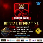 Pro-Series Gaming Africa Tournament 2018 Event Review