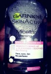 Product Review: Garnier's Micellar Cleansing Water