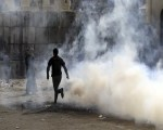 My First Encounter With Teargas In Nairobi