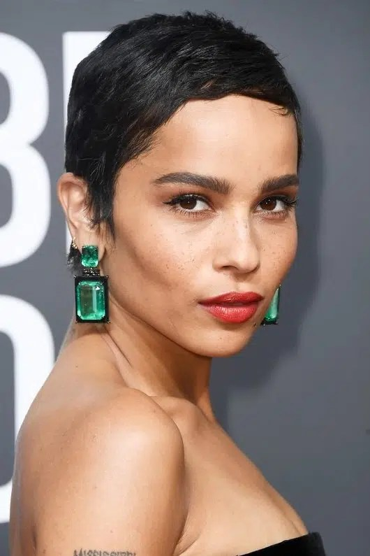 Beauty: 6 Sleek Hairstyles For Short Hair