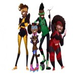 Netflix Debuts Its First African Animation Series Mama K's Team 4 By Zimbabwean Malenga Mulendema