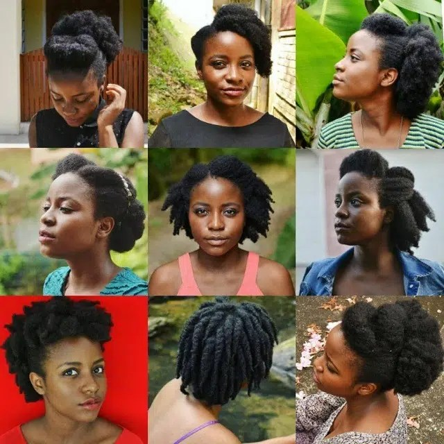 Protective Hairstyles For 4c Hair That Help With Length Retention Potentash