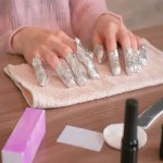 How To Remove Your Gel Manicure At Home