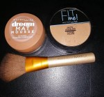 Product Reviews: Maybelline Dream Mousse Foundation And Maybelline Fit Me Powder