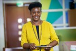 IT Specialist Anastacia Ngahu Has Been At Safaricom for 13 Years And They Have Grown Together