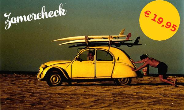 Zomercheck of Vakantiecheck voor uw auto bij Auto Potgieter
