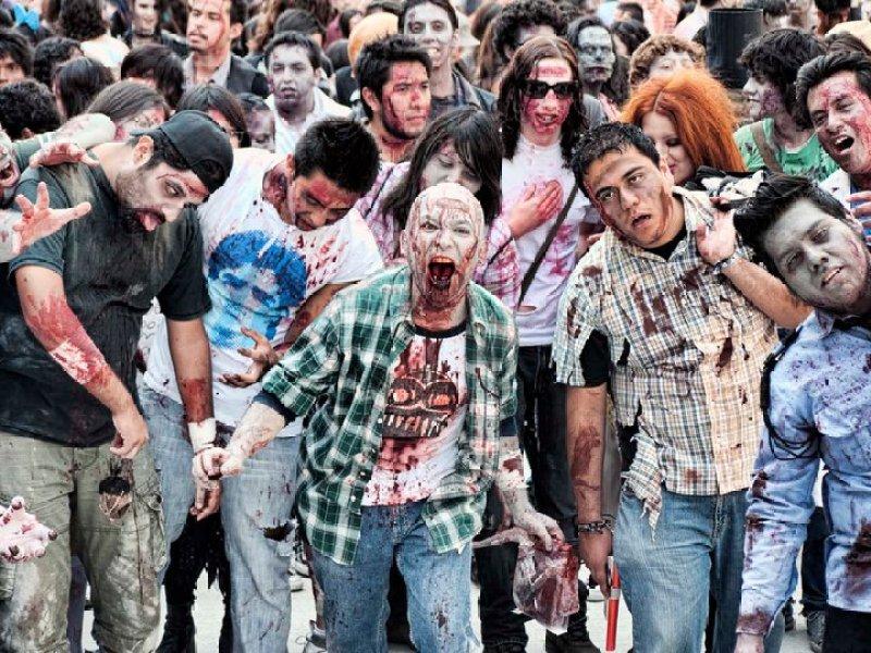 Une épidémie de zombies démentie aux USA