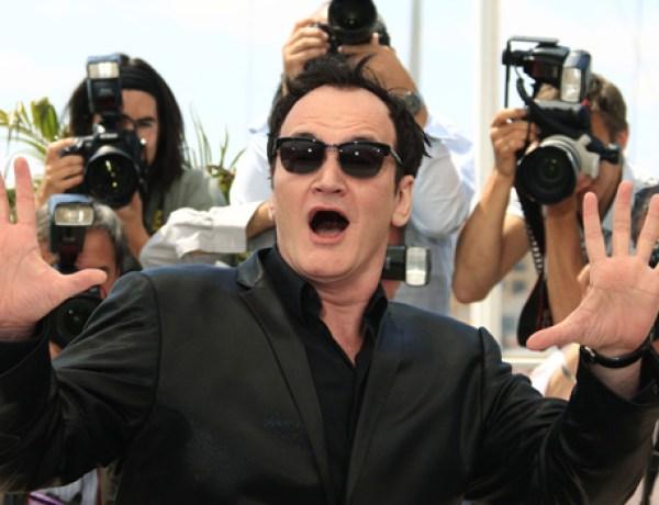 Tarantino: Il annonce sa retraite!