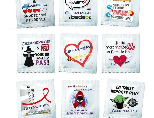 Les geeks: Ils se mobilisent pour la journée de lutte contre le SIDA