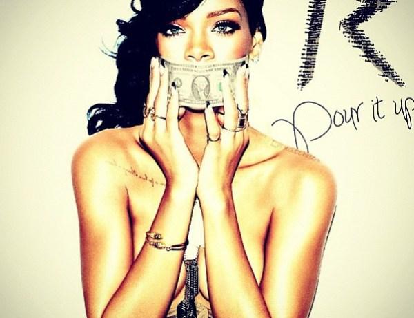 Photo du Tatouage sur les Fesses de Rihanna ?