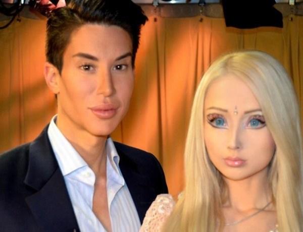 C'est la guerre entre Barbie et Ken !