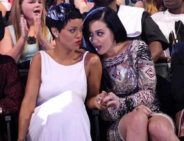Rihanna et Katy Perry : Une amitié brisée ?