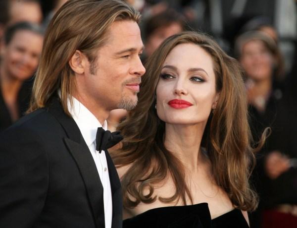 Brad Pitt et son cadeau humiliant pour Angelina Jolie !