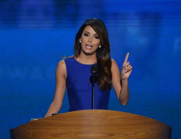 Eva Longoria : Ses fesses soutiennent Obama !
