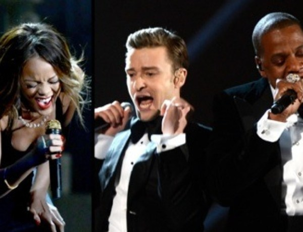 La nuit des Grammy 2013