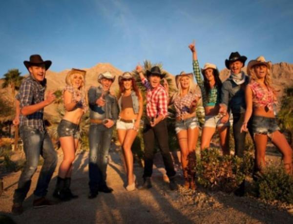 Les Ch'tis à Las Vegas : La quatrième semaine !