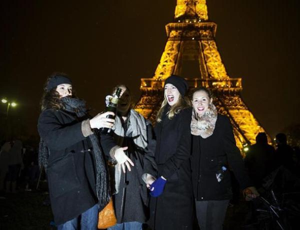 Les parisiennes peuvent enfin oublier les jupes !