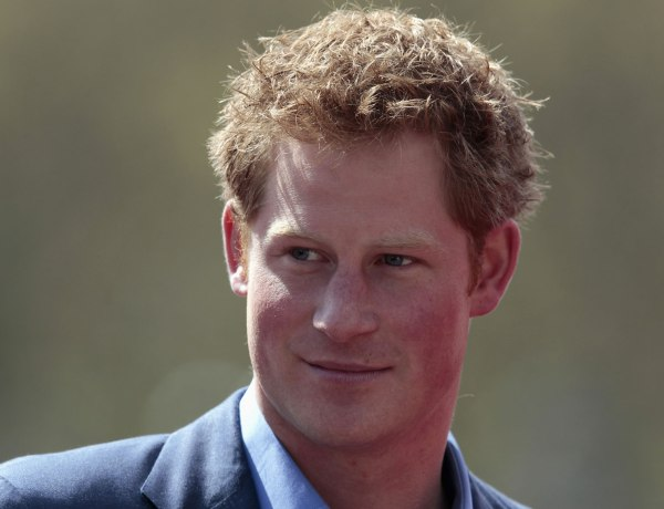 Le prince Harry est amoureux
