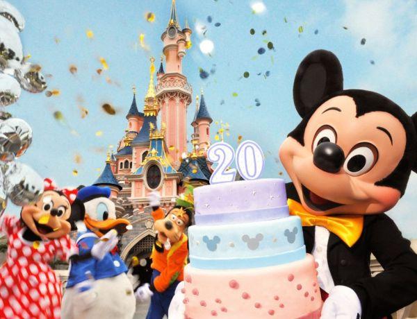 Un défilé de mode… chez Mickey !