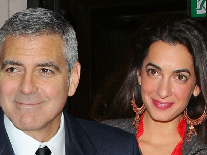 Mariage de George Clooney et d'Amal Alamuddin : Changement de programme ?