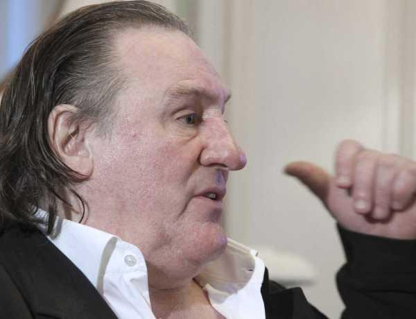 L'étonnante confession de Gérard Depardieu  : 14 bouteilles d'alcool par jour !