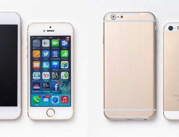 Deux ados anglais s'adonnent au « bendtest » de l'iphone 6… Dans un Apple Store !