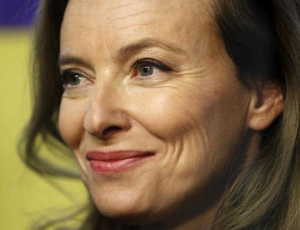 François Hollande a assuré à Valérie Trierweiler que Julie Gayet ne vient jamais à l'Elysée