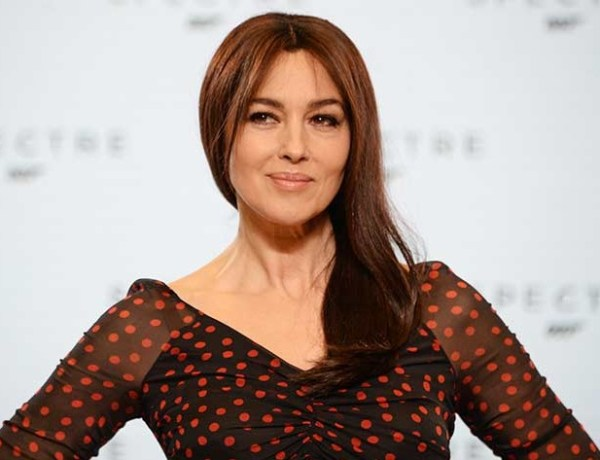 A 50 ans, Monica Bellucci devient une James Bond Girl !