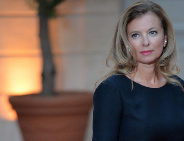 Photos volées de l'Elysée : Valérie Trierweiler apporte son soutien au personnel muté
