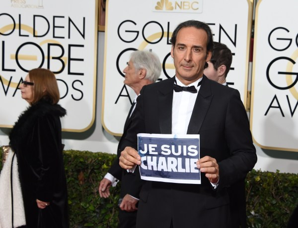 Golden Globes : Hollywood est Charlie
