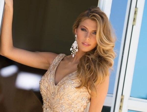 Miss Univers : Camille Cerf craint le passage en maillot de bain !
