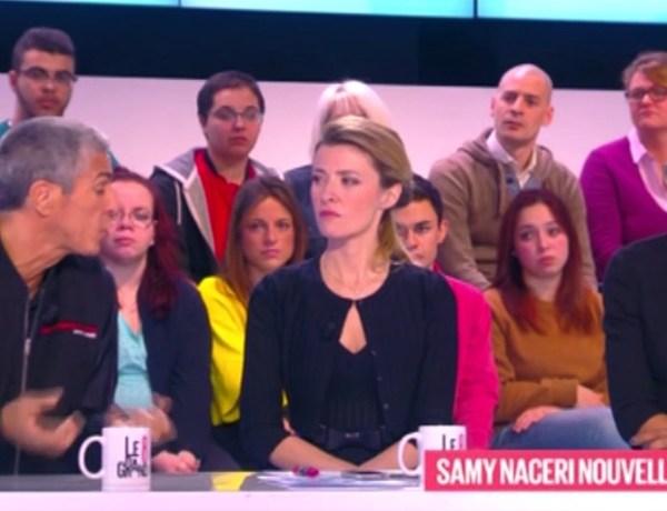 Liberté d'expression : Audrey Pulvar et Samy Naceri se prennent le bec sur D8