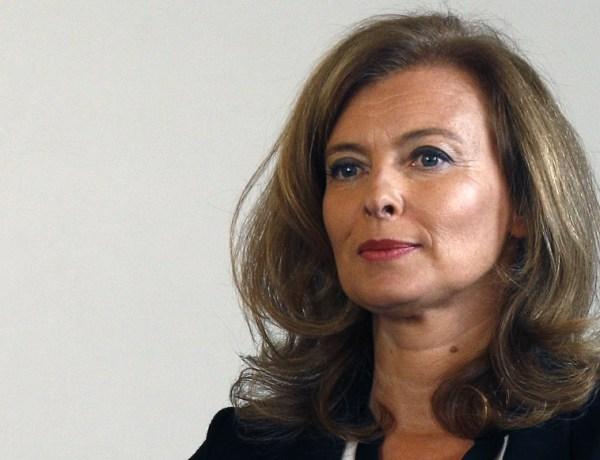 """Valérie Trierweiler lassée : """"Je suis traquée partout où je vais"""""""