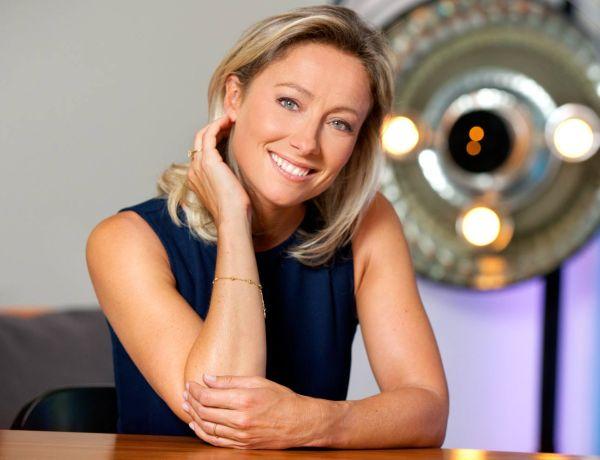 Anne-Sophie Lapix se confie sur le succès de C à vous : «C'est le bonheur»