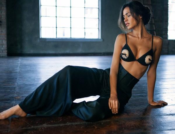 """Leila Ben Khalifa en larmes et blessée dans """"Danse avec les Stars"""" au Liban"""