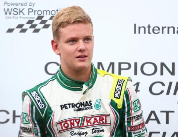 Michael Schumacher : Son fils prêt à prendre la relève