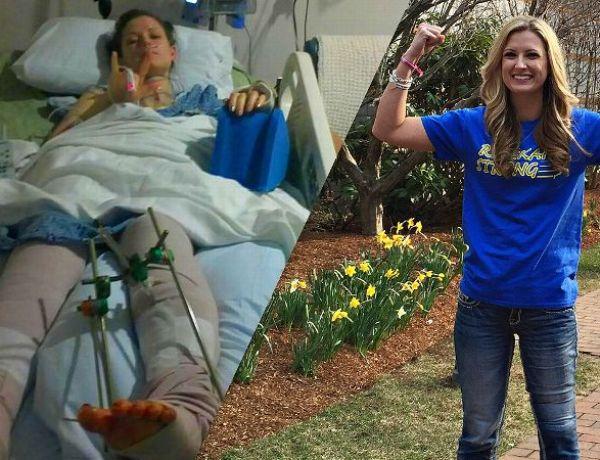 Marathon de Boston : Une victime de l'attentat a couru amputée