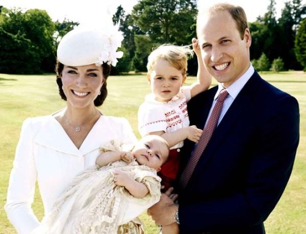 Top 10 des plus belles photos du baptême de la princesse Charlotte