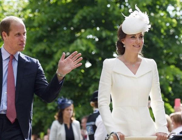 Le prince George menacé ? L'inquiétude du prince William et de Kate Middleton