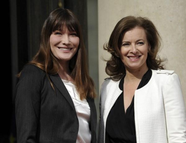 Carla Bruni-Sarkozy plaint Valérie Trierweiler