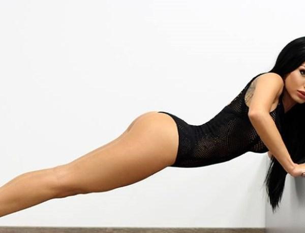 Aurélie Preston arrête la télé-réalité et souhaite devenir championne de fitness