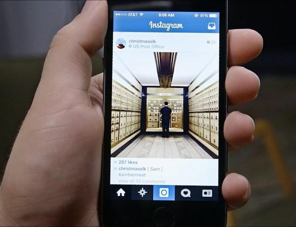 Instagram : Le format carré c'est fini