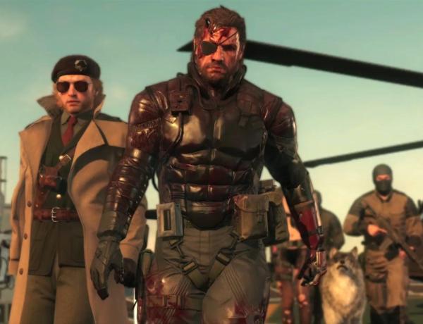 Metal Gear Solid V : The Phantom Pain (MGS 5) sort aujourd'hui !