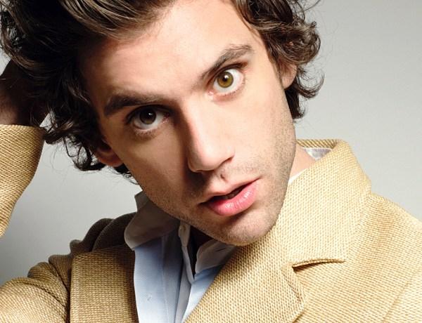 Mika : Enfant , il rendait folle la mère de Frédéric Mitterand