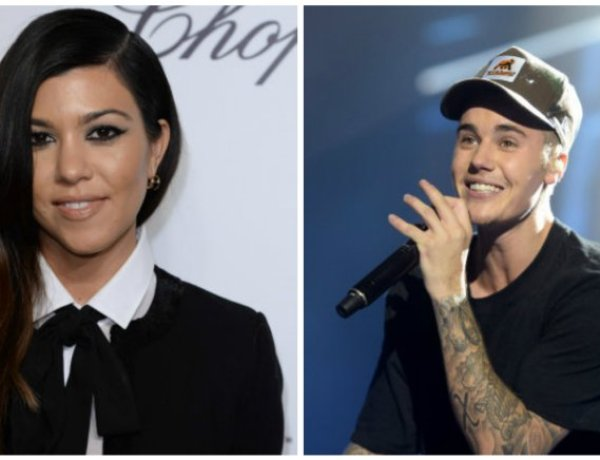 Kourtney Kardashian et Justin Bieber ensemble ?