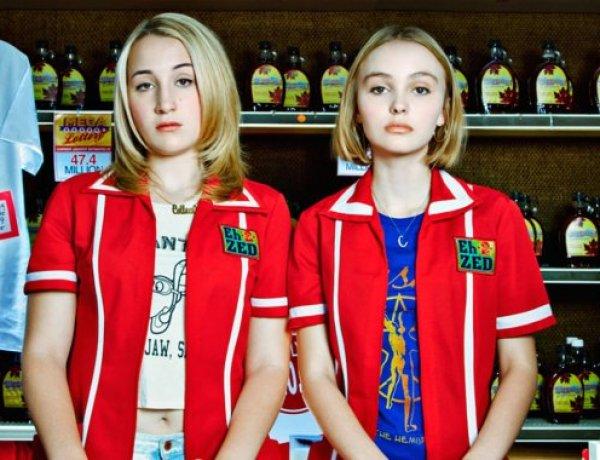 Lily-Rose Depp au cinéma : Découvrez la fille de Vanessa Paradis et Johnny Depp dans son nouveau film