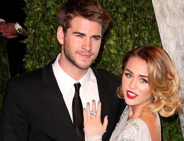 Miley Cyrus et Liam Hemsworth mariés en toute intimité ?