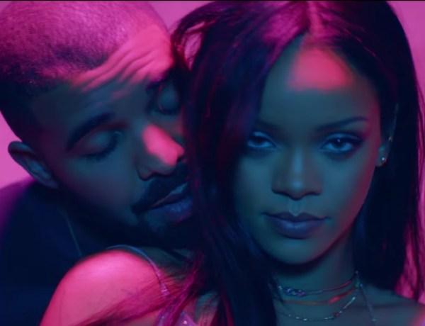 Rihanna retrouve Drake dans le clip très chaud de «Work» !