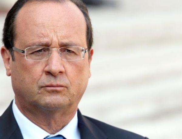 François Hollande sur sa relation avec Julie Gayet : « Je n'ai rien à dire »